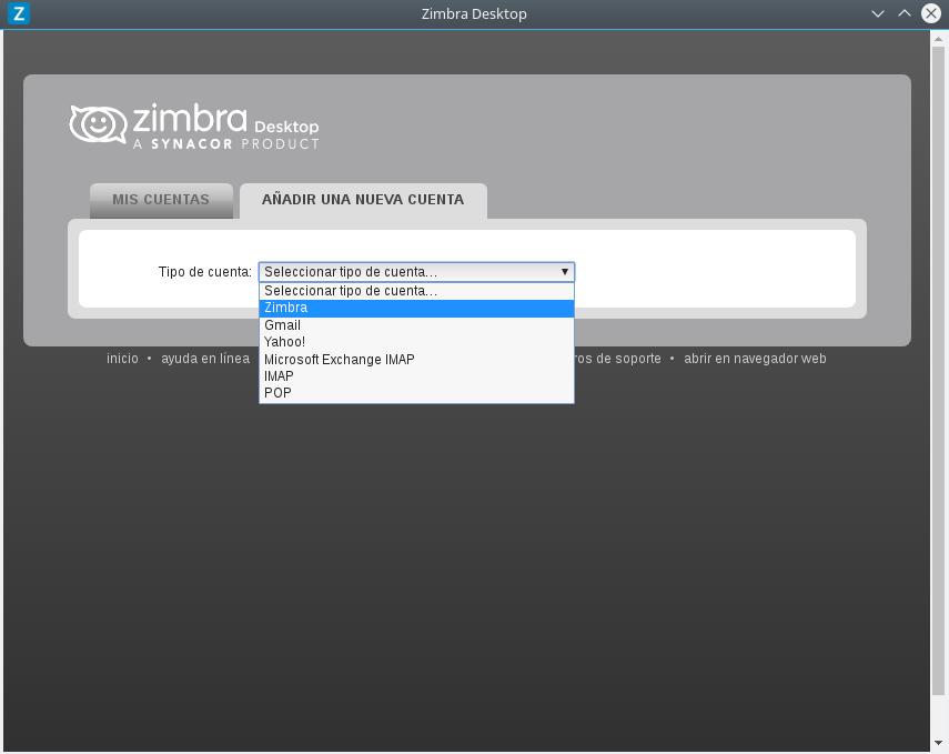 How to install Zimbra Desktop? – bTactic Open Source&Cloud