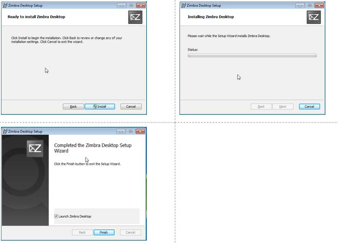 How to install Zimbra Desktop? – bTactic Open Source&Cloud Solutions