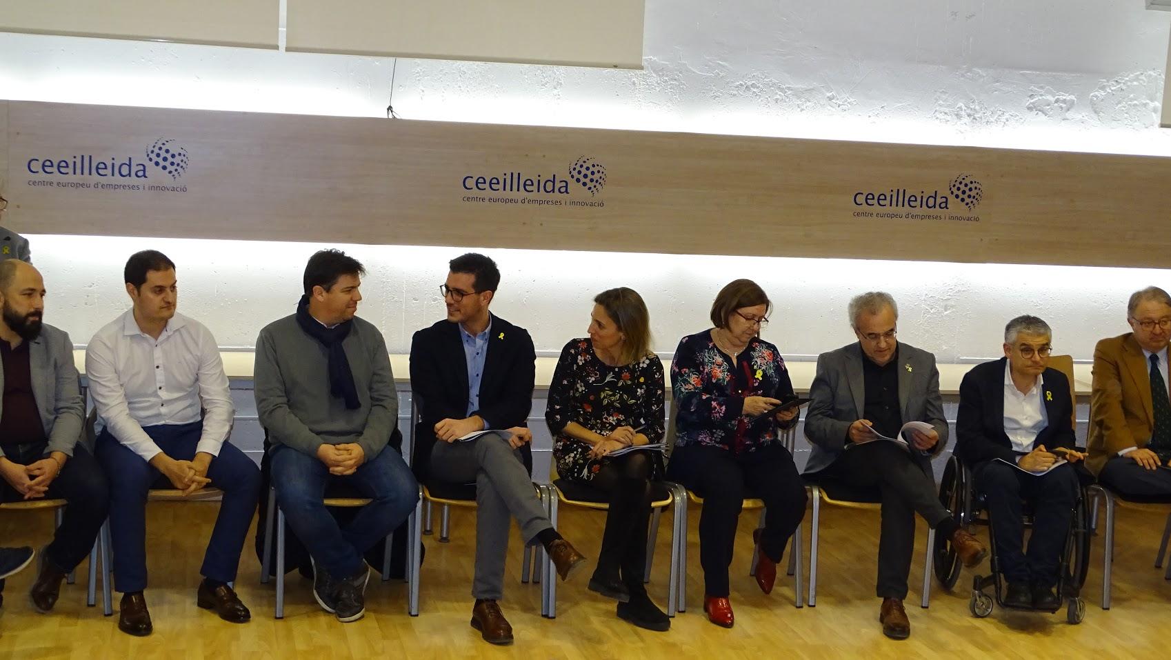 bTactic participa a la taula rodona amb la Cosellera d'Empresa i Coneixement